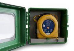 Defibrillaattorit ja tarvikkeet