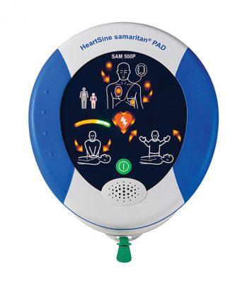 defibrillaattorit - ensiaputarvikkeet- turvallisuustuotteet - samaritan 500P
