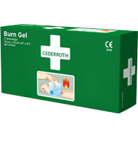 Cederroth Burn Gel side