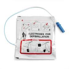 Schiller Fred Easy defibrillaattori elektrodit