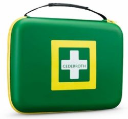 Cederroth Ensiapulaukku First Aid Kit Large