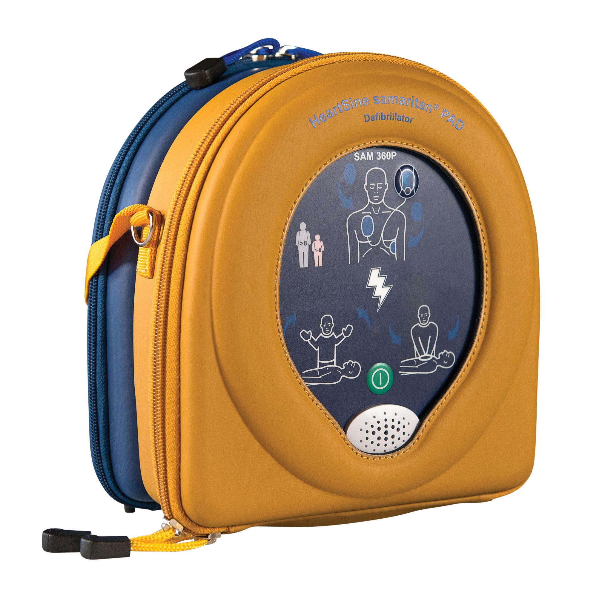 Defibrillaattori HeartSine Samaritan® PAD 360P